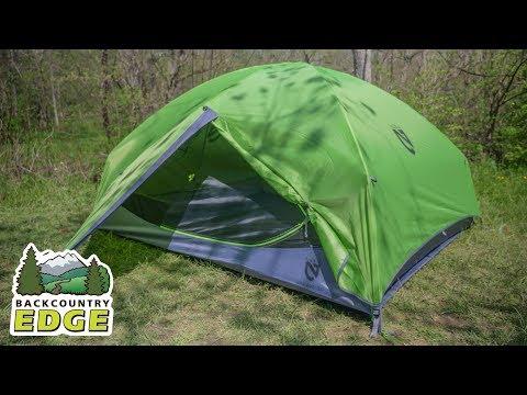NEMO Galaxi 3P 3-Season Backpacking Tent w/ Footprint