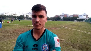 Jamshedpur's Sergio Castel Previews Important Outing Against Chennaiyin | Hero ISL 2019-20