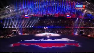Гимн России в исполнении Сводного Детского Хора России с закрытия Паралимпиады в Сочи 2014 1920x1080