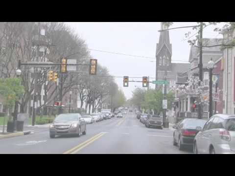 A Drive Through Bethlehem PA