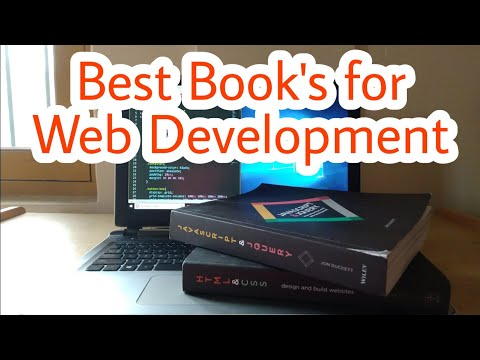 Best Book's For Learning Web Development | HTML, CSS & JavaScript