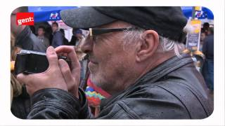 Gentse Feesten 2015 dag 10: kwiestenbiebelkwies Korenmarkt