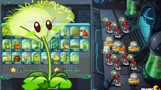 Plants Vs Zombies Online - New World Far Future Mini Game Day 1-1