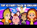 Top 10 fairy tales in english story in english english story stories for kids fairy tales mp3