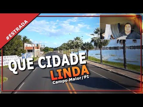 Que cidade linda! Campo Maior. Piauí