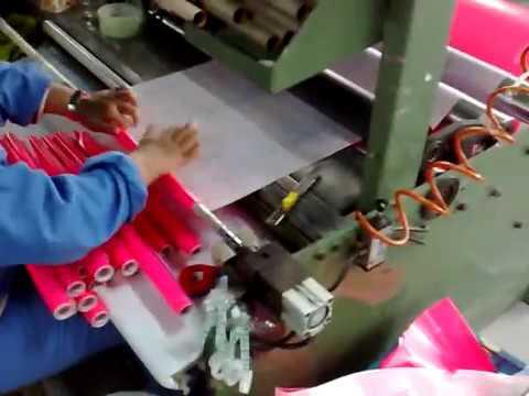 видео: Работа оператора на намоточном станке при бесвтулочной намотке