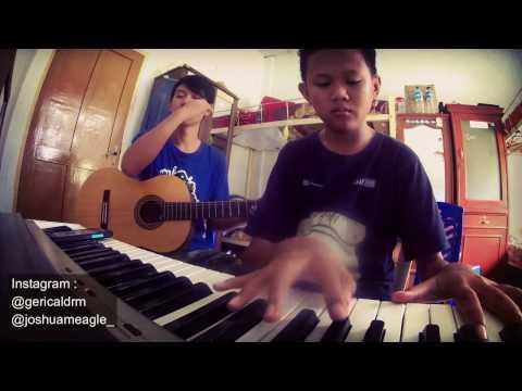 Selamat Ulang Tahun - Jamrud (Piano & Guitar Cover || Meagle & Gericald)