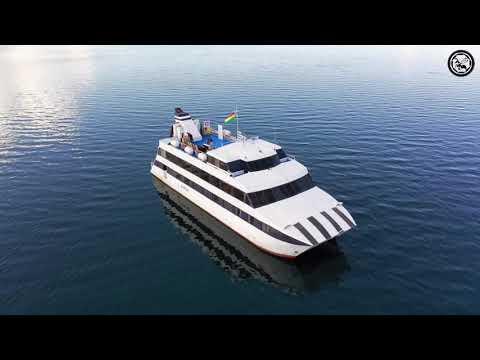 Catamaran Lago Titicaca - Miss La Paz 2021