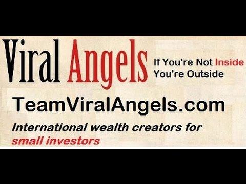 Viral Angels live presentation