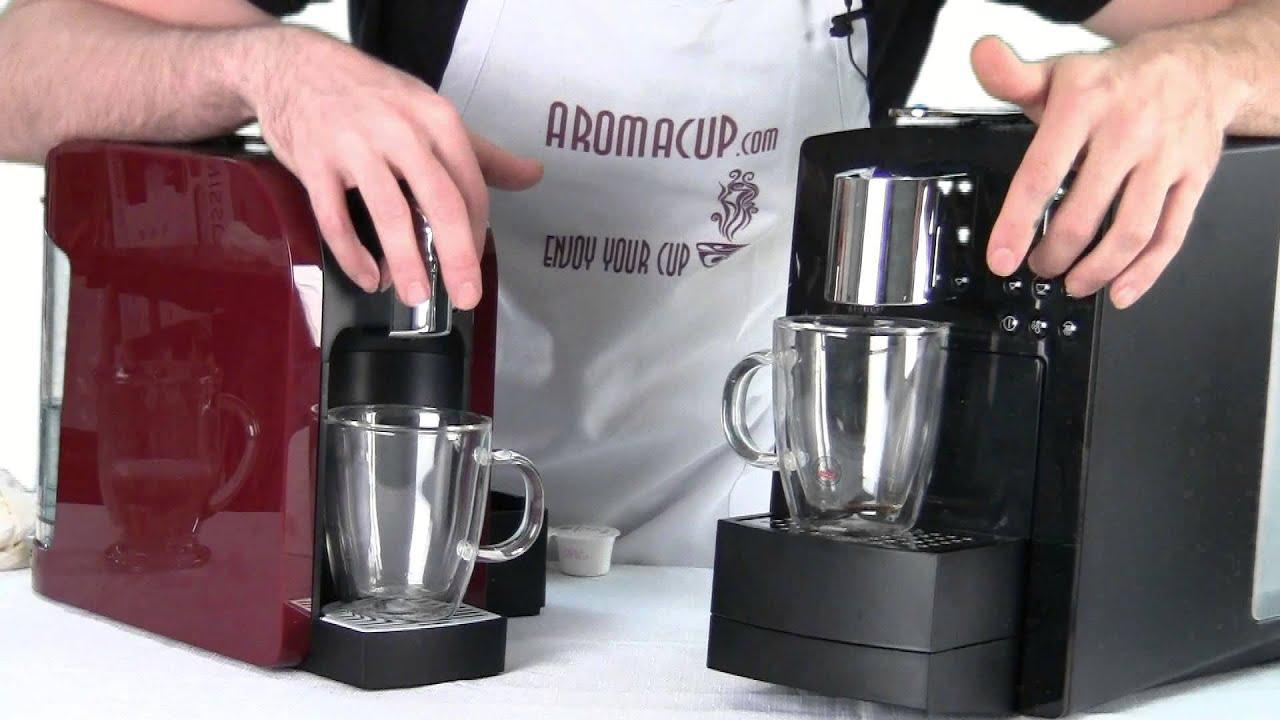 Verismo Coffee Maker Not Working : Starbucks Verismo 580 vs Verismo 585 - YouTube