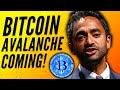 Chamath Palihapitiya Bitcoin - 'There is a AVALANCHE coming for Bitcoin!'   Bitcoin Price Prediction