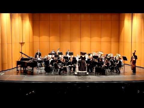 With Brightness Round About It - Nancy Galbraith - CCSU Wind Ensemble
