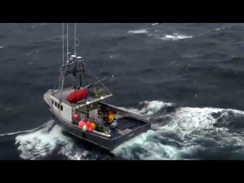 Nova Scotia Lobster Boat Returns To Port After Problems At Sea