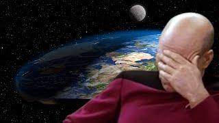 Desmontando el terraplanismo