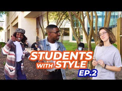 Students w/ Style! UTSA EP.2