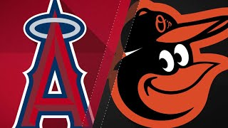 8/19/17: Trout powers the Angels with two homers