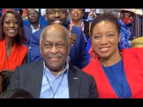 Herman Cain receiving oxygen and getting better while battling ...