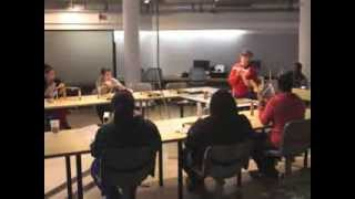 UIC- New Media Arts Workshop