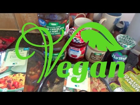 ASDA VEGAN FOOD MINI HAUL ONLINE 20/05/17