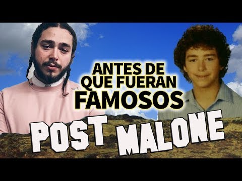 POST MALONE - Before They Were Famous - BIOGRAPHY