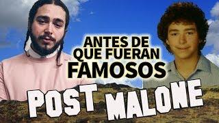 POST MALONE - Antes De Que Fueran Famosos - BIOGRAFIA EN ESPAÑOL -  Congratulations 2017 Video