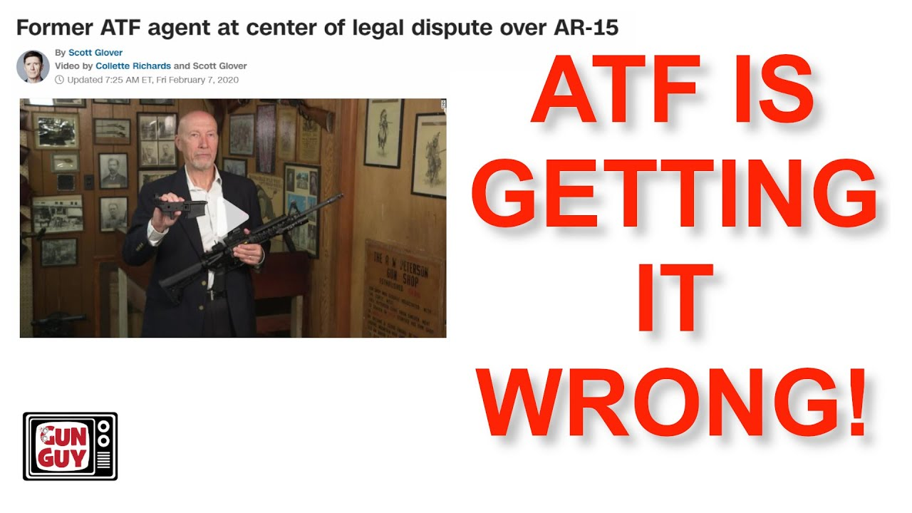 ATF Is Getting It Wrong, Breaking The Rules, And They Don't Plan To Stop!
