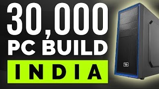 Lets make a cheap gaming pc worth rs 30,000. which can run all games at 1080p medium and high settings. also it has fantastic upgrading options go...