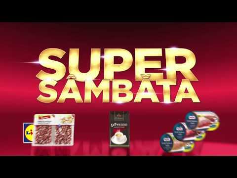 Super Sambata la Lidl • 11 August 2018