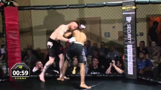 "Simion Otley v Craig ""Drago"" Atkinson - Combat Challenge"