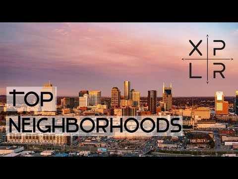 "Nashville ""Top Neighborhoods"""