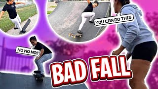 SCARIEST FALL OF MY LIFE...(RAW FULL VIDEO)