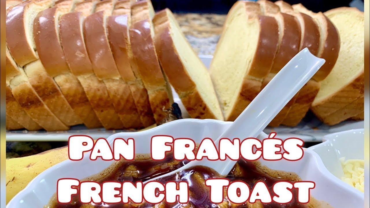 Pan Francés/ French toast