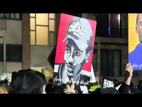 Minnesota, sesta notte di proteste dopo la morte di Daunte Wright