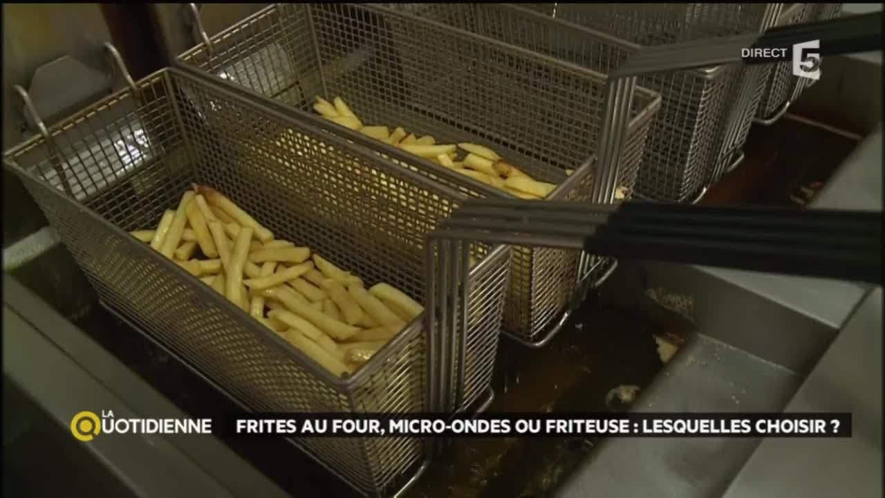 Frites au four micro ondes ou friteuse lesquelles - Frite au micro onde ...