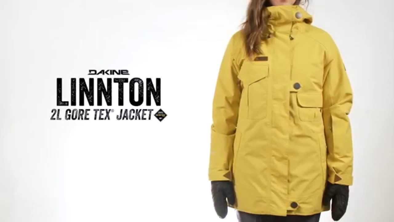 6eace52cd Dakine Womens Linnton - Ski Snowboard Jacke für sportliche ...