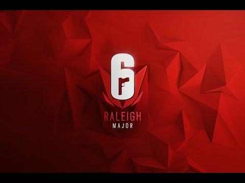 【タイムシフト】レインボーシックスシージ Six Major Raleigh JP Qualifier (実況:ふり~だ 解説:中川ラン・ド・ラ・ヴァリエール)