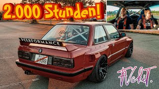 Der BREITESTE 3er BMW (E30) Deutschlands - Projekt *PANDEM* von Schrauber Peer!