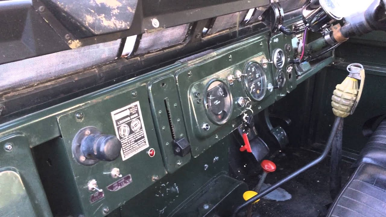 1971 Land Rover Series 2A IIA 88 for Sale
