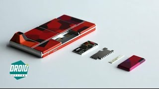 Google Project Ara - The Science Behind It (2016)