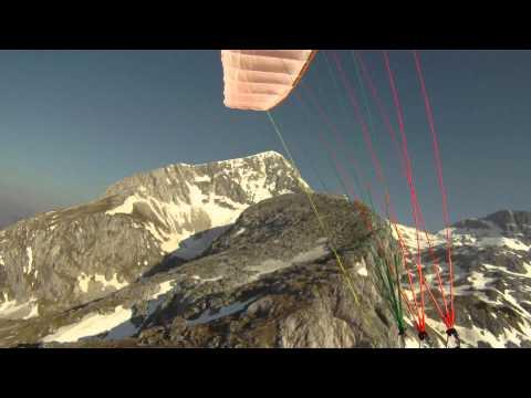 Grintovec - Dolge stene