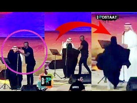 سعودية تحضن ماجد المهندس!!!