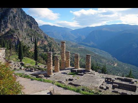 Sanctuary of Apollo at Delphi