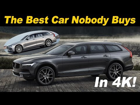 2018 Volvo V90 / V90 Cross Country Review and Road Test In 4K UHD