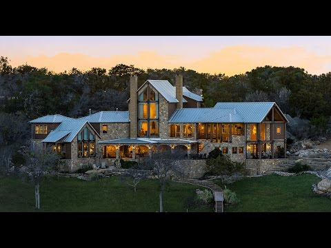 Waterfront property for sale in texas hill country