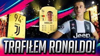 TRAFIŁEM CRISTIANO RONALDO!!! FIFA 19