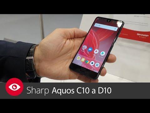 Nové telefony Sharp budou i v Česku. Podívejte se, co umí (IFA 2018)
