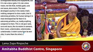 Gambar cover 20180926 2100 LZR Amitabha Buddhist Center, Singapore with TRANSCRIPT