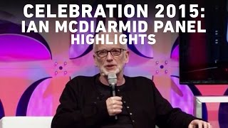 Ian McDiarmid Panel Highlights | Star Wars Celebration Anaheim