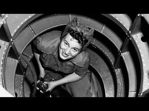 A Riveting Icon: The 'Rosies' of Boeing