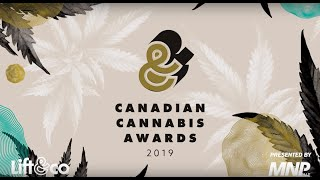 Canadian Cannabis Awards 2019: Winners & Highlights